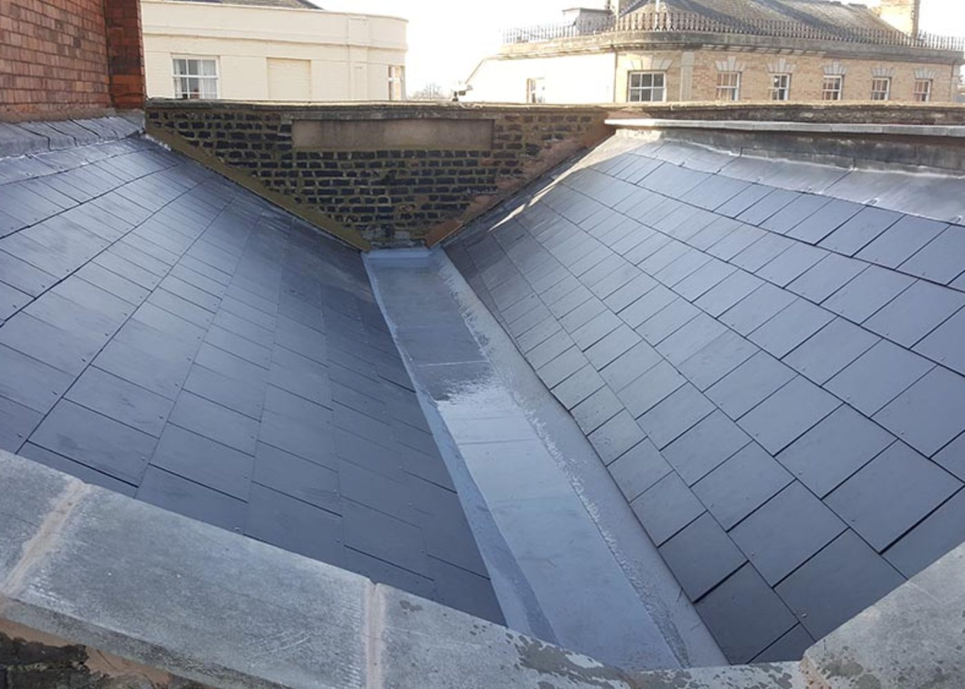 Specialist Roofing Contractors County Roofing Contractors Ltd